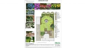 2D Landscape Design Kitchener