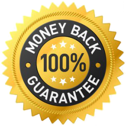 Love our service, or your money back. Guaranteed!