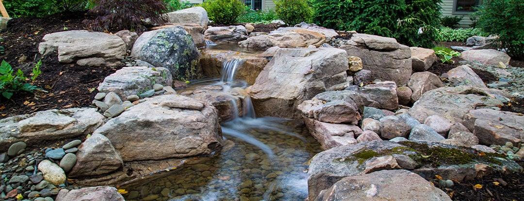 Disappearing Waterfall-Medium