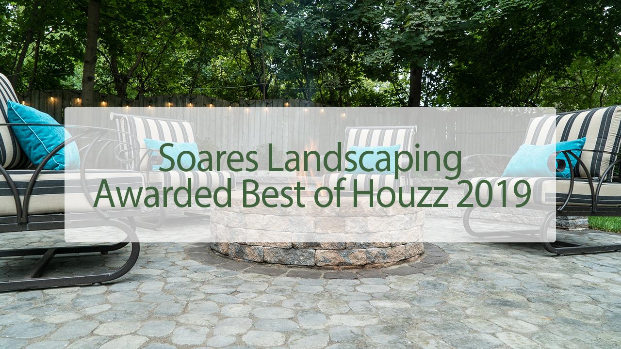 Soares Landscaping-Best of Houzz 2019