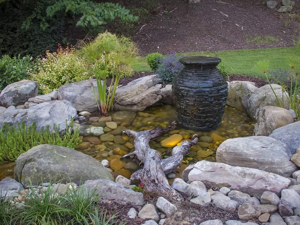 Vase-In-Pond-Colorado-Springs